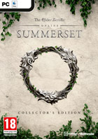 The Elder Scrolls Online: Summerset - Collector's Edition Upgrade